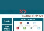 Mừng sinh nhật 17-9-2020 báo Pháp Luật TP.HCM 30 năm