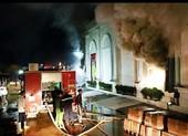 Cháy quán bar, 3 người tử vong