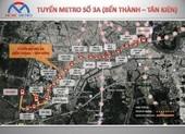 TP.HCM: Tuyến Metro số 3A bổ sung thêm 1 ga