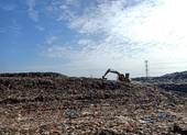 Trà Vinh lý giải việc chưa xử lý hết 120.000 tấn rác tồn đọng
