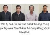 Bộ Công an khởi tố 13 bị can vụ cao tốc Đà Nẵng- Quảng Ngãi