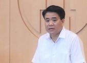Xét xử kín cựu chủ tịch Hà Nội Nguyễn Đức Chung