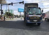 Nam sinh bị xe tải cán tử vong tại quận Thủ Đức