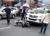 Va chạm với ô tô đám cưới, 1 phụ nữ tử vong