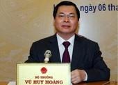 Sáng nay, cựu bộ trưởng Vũ Huy Hoàng hầu toà