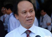 Thu cả 'kho' súng đạn trong nhà cựu chủ tịch TP Đà Nẵng