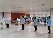 TP.HCM lấy mẫu giám sát COVID-19  người làm việc tại sân bay