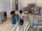 15 giờ thần tốc xây bệnh viện dã chiến COVID-19 tại Điện Biên