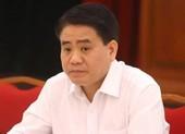Cựu chủ tịch Hà Nội Nguyễn Đức Chung bị khởi tố thêm tội mới