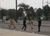 Thanh niên vượt đèn đỏ, tấn công CSGT bằng côn nhị khúc