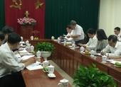 Thanh tra Chính phủ làm việc tại tỉnh Đồng Nai