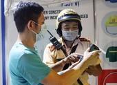 Bị CSGT phạt cồn, một luật sư ở TP.HCM đòi coi tem kiểm định