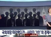 Sắp xử vụ 9 người 'quá giang' chuyên cơ rồi ở lại Hàn Quốc