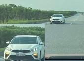 Đi ngược chiều cao tốc, cả tài xế và chủ xe đều bị phạt nặng