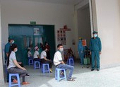 Hậu Giang diễn tập phòng, chống COVID-19 tại khu công nghiệp