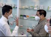 Thủ tướng làm việc với công ty sản xuất vaccine Nano Covax