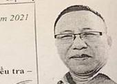 Truy nã bị can Lê Dũng VoVa về tội chống Nhà nước