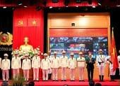 Lực lượng An ninh nhận Huân chương Bảo vệ Tổ quốc hạng Nhất