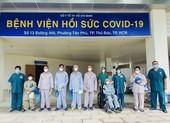 Thêm 10 bệnh nhân nhiễm COVID-19 nặng được xuất viện