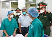 Sau khi Thủ tướng chấn chỉnh, Bộ Y tế làm việc với Tiền Giang về chống dịch