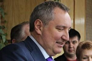 Phó Thủ tướng Nga Dmitry Rogozin (Ảnh: AFP)