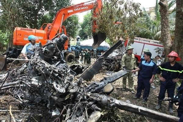 Sáng mai tổ chức Lễ truy điệu các chiến sĩ hy sinh vụ máy bay rơi