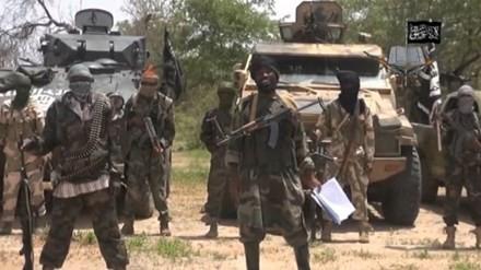 Các tay súng Boko Haram. Ảnh: France 24