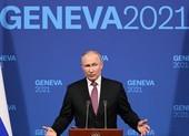 Ông Putin, ông Biden họp báo sau hội đàm ở Geneva: Tích cực nhưng còn bất đồng
