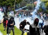 Báo động bạo lực biểu tình ở Colombia, nhiều người thương vong
