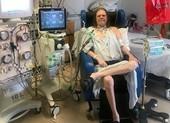 Bệnh nhân 'bỏ cuộc' sau 445 ngày nằm viện vì COVID-19