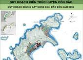 Loại 7 khu đất công ở Côn Đảo khỏi danh mục bán đấu giá