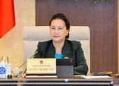 Chủ tịch Quốc hội: 'Rất ấn tượng về Thủ tướng, Phó Thủ tướng'