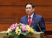 Thủ tướng trình Quốc hội miễn nhiệm 13 thành viên Chính phủ