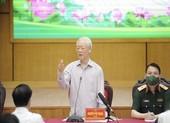 Chia sẻ của Tổng Bí thư Nguyễn Phú Trọng khi tiếp xúc cử tri