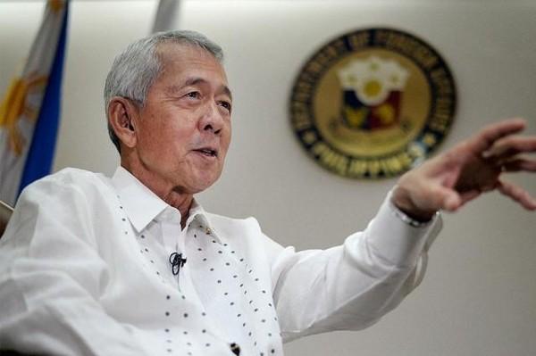 Ngoại trưởng Philippines
