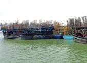 Tàu câu mực 44 ngư dân bị nạn ở vùng biển Trường Sa