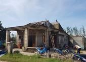 Quảng Ngãi: Cơn lốc 'ác quái' sau bão