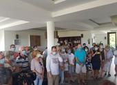 39 du khách hoàn thành cách ly bịn rịn rời Hội An về nước