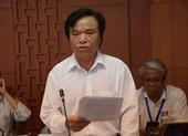 Giám đốc Sở Tài chính Quảng Nam xin nghỉ việc