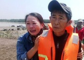 Tàu cá bị đâm chìm trên biển, 4 ngư dân được cứu sống