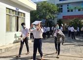 Sở GD&ĐT Quảng Nam nói về thầy giáo nghi nhiễm đi coi thi