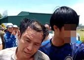 Hàng chục người vây bắt kẻ trộm xe ở Bình Thuận