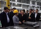 Chủ tịch Quốc hội làm việc tại Quảng Nam