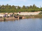 Đi đánh cá, phát hiện thi thể nỗi trên hồ Nam Phương