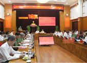 Bộ trưởng Tô Lâm kiểm tra công tác chuẩn bị bầu cử ở Đà Nẵng