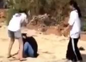Lâm Đồng: 2 nhóm nữ sinh đánh nhau ở gần nghĩa trang