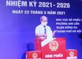Hà Nội công bố danh sách 95 người trúng cử ĐB HĐND khoá XVI