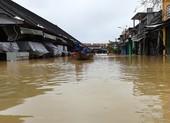 Quảng Nam: Mưa lớn, thuỷ điện xả lũ, nhiều nơi bị ngập