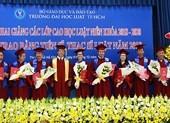 Đại học Luật TP.HCM trao bằng cho hơn 300 thạc sĩ, tiến sĩ