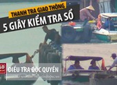 Video: TTGT kiểm sổ không sót tàu, thuyền nào ở sông Đồng Nai